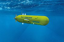 Visualization AUV POSEIDON