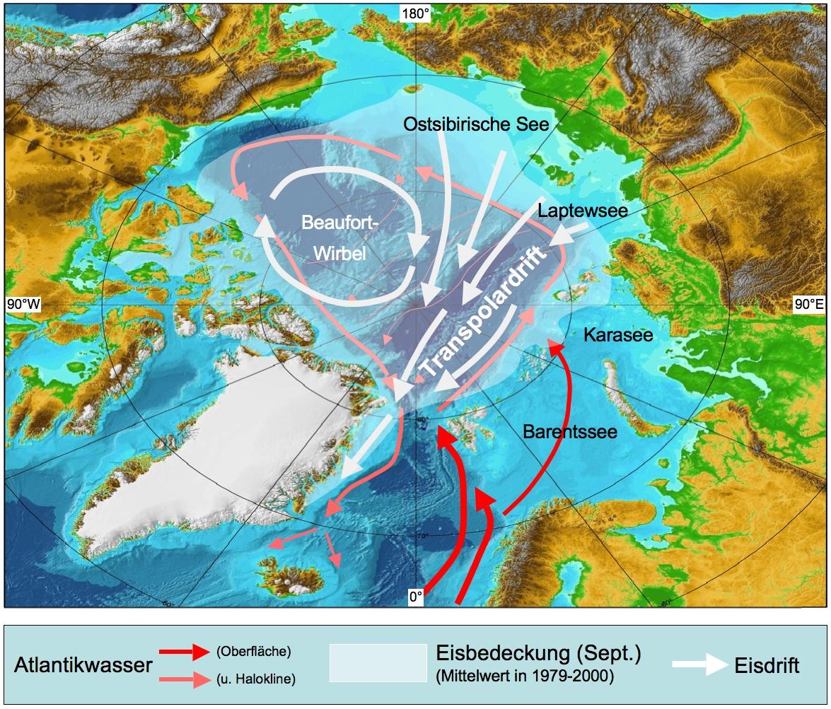 Auf Der Spur Des Klimawandels In Der Arktis 171 Geomar border=