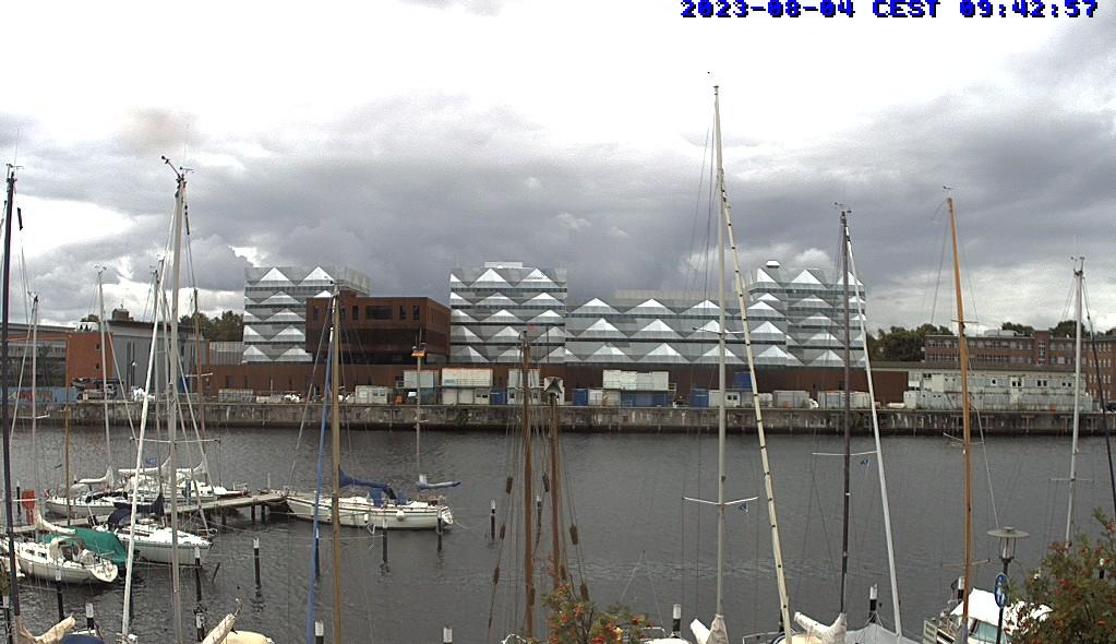 Kiel, Schwentine / Deutschland
